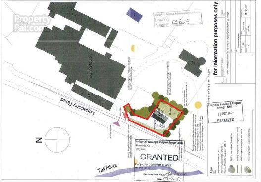 Site, 46m South of 31 Legacorry Road, Richill, Co. Armagh, BT61 9LB